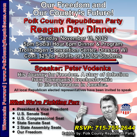 Reagan Day Dinner