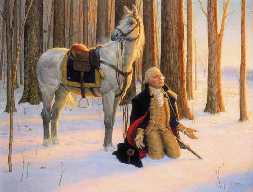 Washington Prayer